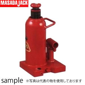 マサダ製作所 日本製 ポート穴付油圧ジャッキ MH-5PP