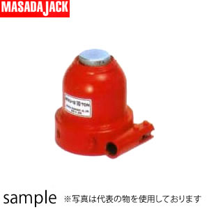 マサダ製作所 日本製 ミニタイプ油圧ジャッキ MMJ-10