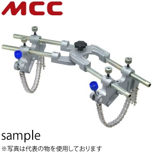 MCCコーポレーション ソケットベンドチーズクランプ【E S E I 】 配水用PE管工具(JWWA対応) ESEI-20P 呼び:100・150・200JWWA