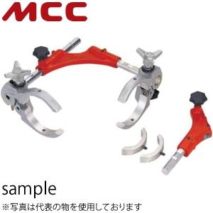 MCCコーポレーション エルボチーズクランプ【ETC】 ETC-100 呼び(JIS):ソケット・キャップ75・100