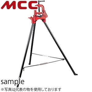 MCCコーポレーション 脚付パイプバイス被覆鋼管用【VLP】 VLP-0101 呼び:N o.1