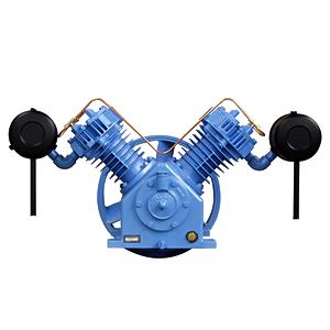 明治機械製作所 一段圧縮機本体 連続・断続運転切替式 BN-75 (本体のみ) [個人宅配送不可]