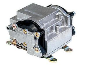 日東工器 ダイヤフラム式ポンプ 真空ポンプ-コンプレッサ兼用 VC0201B-A1 (No:24436)
