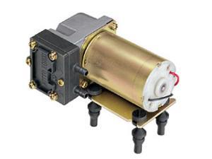 日東工器 DCモーター 真空ポンプ-コンプレッサ兼用 DP0105-X1 DC12V (No:24988)