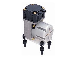 日東工器 DCモーター 真空ポンプ-コンプレッサ兼用 DP0102 DC12V (No:57261)