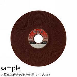 レヂトン(Resiton) 削郎(けずろう) 赤 金属用オフセット砥石 (25枚入) 180×6×22 WA36P