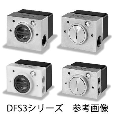 TAIYO デジタルフロースイッチ DFS3-5000-DC24VT [校正無し]