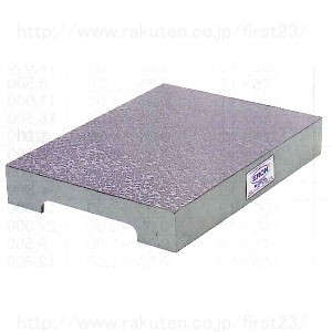 ナベヤ 定盤 箱型定盤 900×600×100 品番CP06090 B級 [配送制限商品]