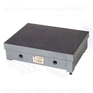 ナベヤ 定盤 JIS型精密検査用定盤 750×500×165 品番JP05075 JIS0級 [配送制限商品]