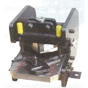 西田製作所 油圧加工機 マルチパワーツール用 アングルノッチャーヘッド 品番NC-M-LV50-2
