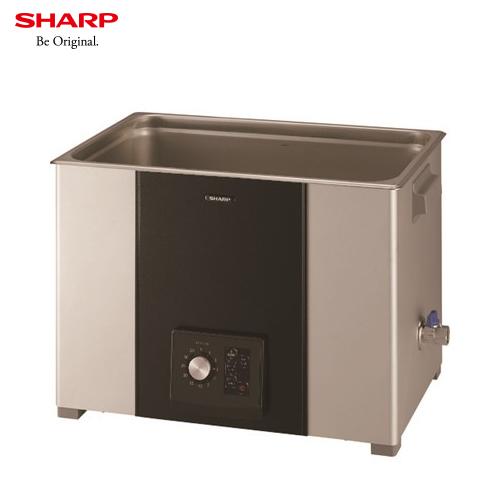 【一部予約!】 SHARP(シャープ) 卓上型超音波洗浄機 UT-607L シンプルモデル, 名取市:719725e8 --- der-zahnarzt.in