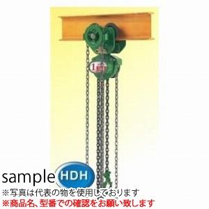 二葉製作所 手動式チェーンブロック HDH型 HDH1/4T 2.5M