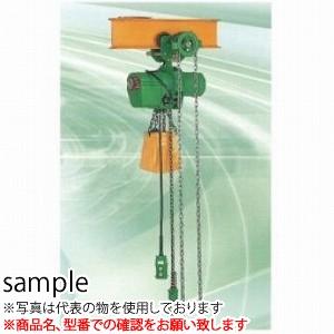 二葉製作所 電気チェーンブロックMHG型MHG-1/2HT 3M 4PBS