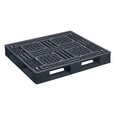 日本プラパレット パレット FA-1110RR ブラック [個人宅配送不可]