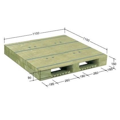 日本プラパレット パレット PD-1111E ライトグリーン, ゴショウラマチ:c3017cf6 --- data.gd.no