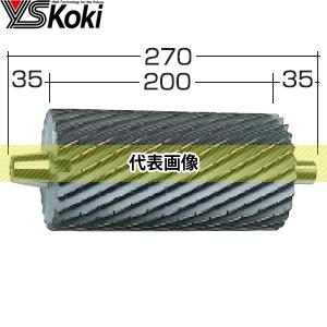 ワイエス工機 Pカッター YP-104 パイプえぐり加工機専用刃物 カッターサイズ:104mm 鉄用(長寸)