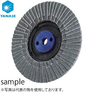 柳瀬(ヤナセ) やーかんたん Zジルコニア砥材 100mm KT100Z 『10枚価格』
