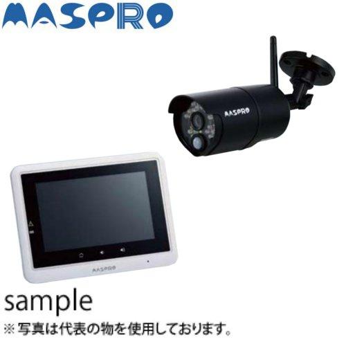 マスプロ電工 モニタ&ワイヤレスカメラセット WHC5M