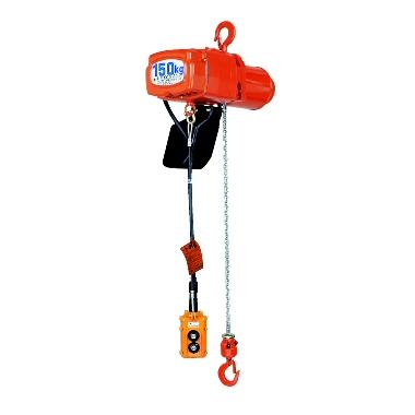 Zojirushi 2 pushbuttons (100V) hanging-small electric chain hoist 2 speed  selection type ASW-K 1030: rated load 100 kg x LPM 3 m