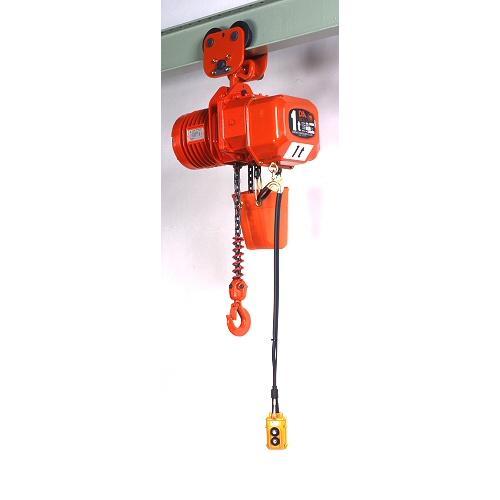 象印 三相200V ブレントロリ式電気チェーンブロック DBP-02860 2.8t×6M 2点押ボタン