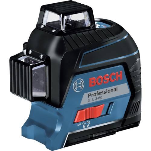 ■ボッシュ レーザー墨出し器  〔品番:GLL3-80〕[TR-1004635]