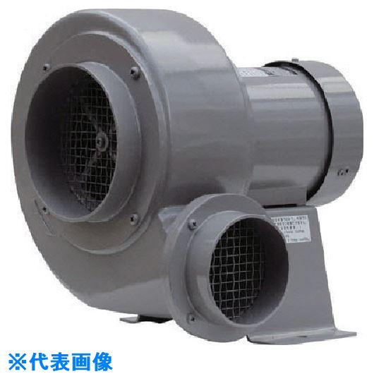■淀川電機 シロッコ型電動送風機(吐出口フランジ)〔品番:CCN4TL〕[TR-1006654 ]【送料別途お見積り】