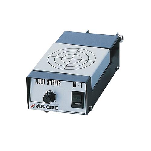 マルチスターラーM-1コントローラー〔品番:1-244-01〕[TR-1011196][送料別途見積り][法人・事業所限定][掲外取寄] ■AS
