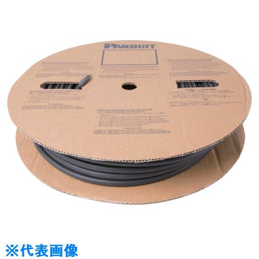 ■パンドウイット 熱収縮チューブ UL224VW-1認定品 標準タイプ 収縮前内径9.5MM  〔品番:HSTTV38-T〕[TR-1018413]