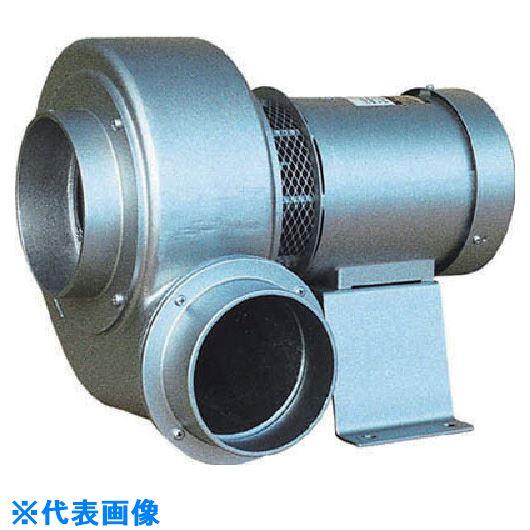 ■淀川電機 耐熱シロッコ型電動送風機〔品番:TCN3TL〕[TR-1024302 ]【送料別途お見積り】