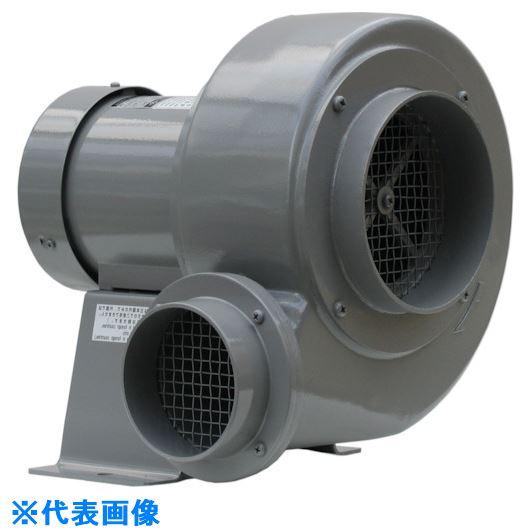 ■淀川電機 IE3モータ搭載電動送風機(シロッコ型)〔品番:CN6TLP〕[TR-1024522 ]【送料別途お見積り】