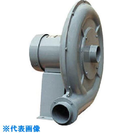 ■淀川電機 IE3モータ搭載高圧ターボ型電動送風機〔品番:DH6TLP〕[TR-1024556 ]【送料別途お見積り】