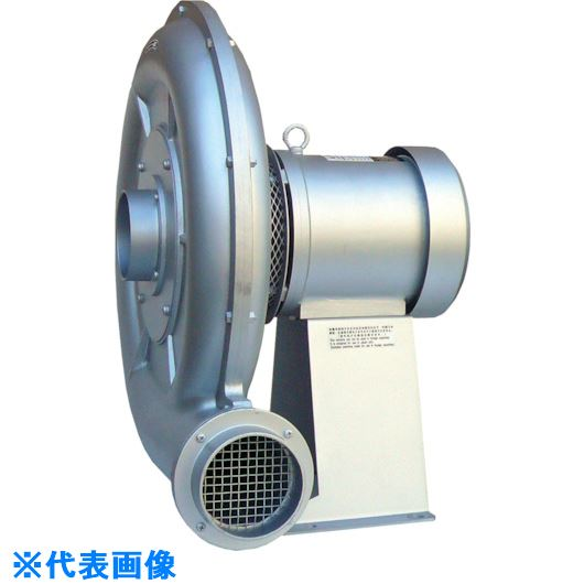 ■淀川電機 IE3モータ搭載耐熱型電動送風機(強力高圧ターボ型) 50Hz〔品番:TKDH4TP〕[TR-1024691 ]【送料別途お見積り】