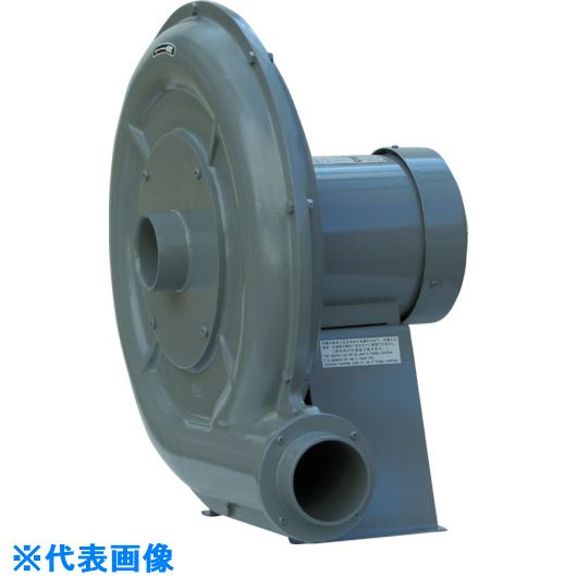■淀川電機 高圧ターボ型電動送風機(高効率型)〔品番:DH4TLE〕[TR-1024727 ]【送料別途お見積り】