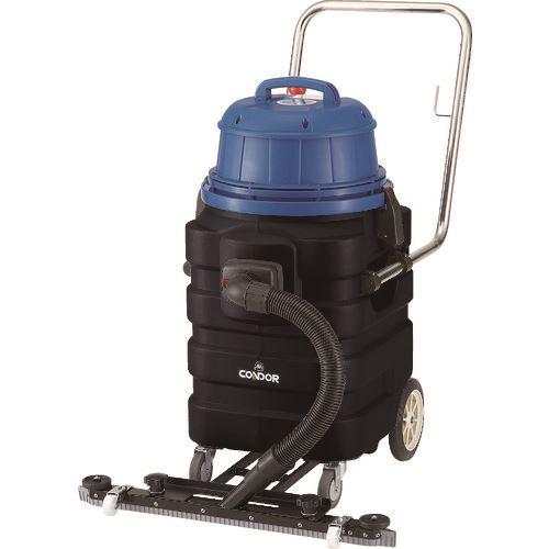 ■コンドル (湿式掃除機)ウエットバキュームクリーナー WS-35〔品番:E-134〕[TR-1027112]【個人宅配送不可】