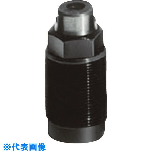 ■ROEMHELD ねじ付きクランプ・シリンダー(油圧式) ねじ穴付〔品番:1464001〕[TR-1031878]
