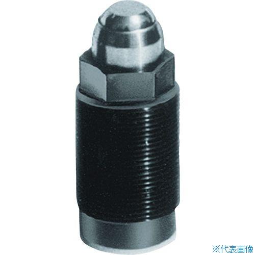 ■ROEMHELD ねじ付きクランプ・シリンダー(油圧式) 揺動パッド付  〔品番:1460010〕[TR-1031879]