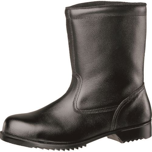 ■ミドリ安全 ゴム底安全靴 半長靴 V2400N耐滑 24.0CM  〔品番:V2400N-TAIKATSU-24〕[TR-1056038]