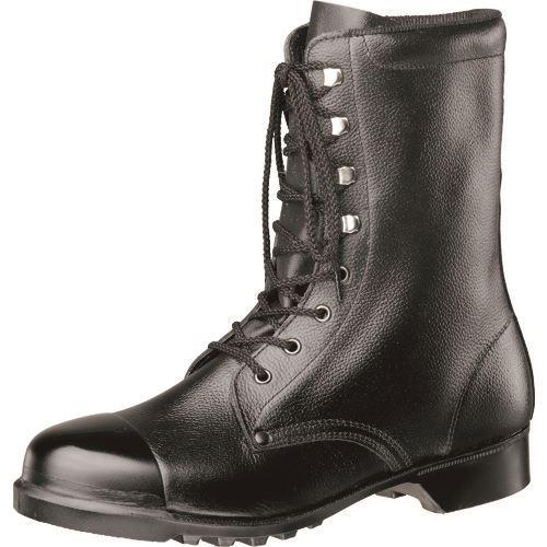 ■ミドリ安全 外鋼板型ゴム底長編上安全靴 V213N外鋼板 28.0CM  〔品番:V213N-SOTOKOUHAN-28〕[TR-1057577]
