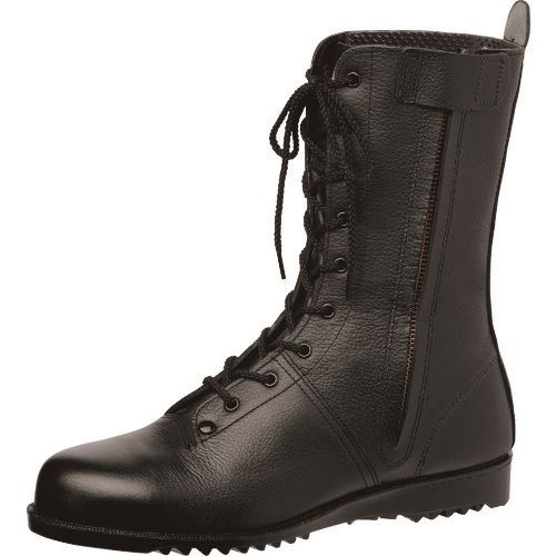 ■ミドリ安全 高所作業用作業靴 VS5311NXFオールハトメ 25cm〔品番:VS5311NXF-25.0〕[TR-1059159]