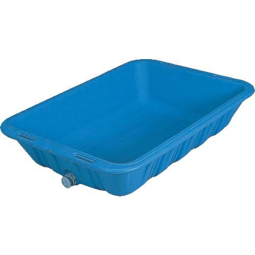 ■コダマ タマローリー 170リットル ブルー  〔品番:AS-170〕[TR-1059825]【大型・重量物・個人宅配送不可】