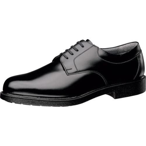 ■ミドリ安全 通気底紳士靴 MG1310ブラック静電 24CM  〔品番:MG1310S-24.0〕[TR-1067108]
