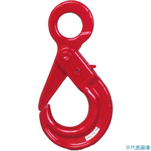 ■日本クランプ 安全ロック付セーフィフック〔品番:SFB-4.3〕[TR-1071963]