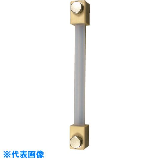 ■協和 パイプ式オイルゲージ KLPC-PFA型〔品番:KLPC-100PFA-M12〕[TR-1075596]