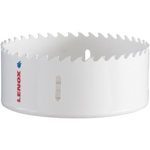 ■LENOX 超硬チップホールソー 替刃 114mm〔品番:T30272114MMCT〕[TR-1077593]