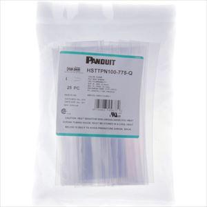 ■パンドウイット 熱収縮チューブ PVC HSTTPN100-CC  〔品番:HSTTPN100-CC〕[TR-1083145]