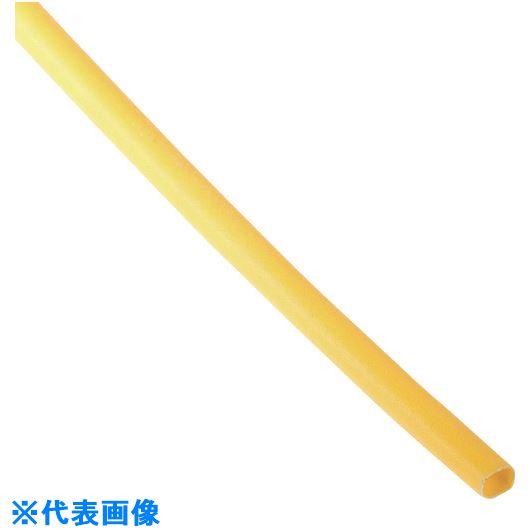 ■パンドウイット 熱収縮チューブ 標準タイプ 黄 30.5M HSTT100-C4  〔品番:HSTT100-C4〕[TR-1083173]
