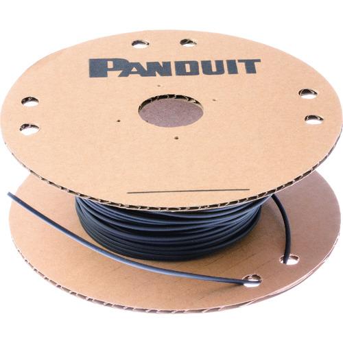 ■パンドウイット 熱収縮チューブ 標準長尺タイプ 黒 30.5M巻  〔品番:HSTT75-C〕[TR-1083199]