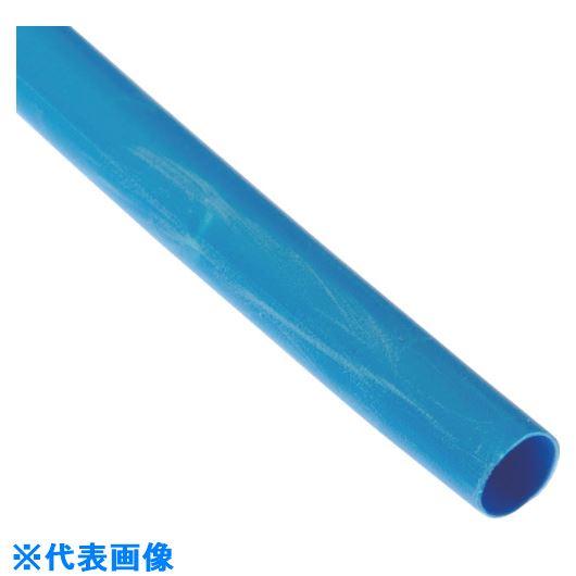■パンドウイット 熱収縮チューブ 標準長尺タイプ 青 HSTT38-T6 61M巻  〔品番:HSTT38-T6〕[TR-1083205]