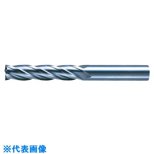 ■三菱K 4枚刃センターカットエンドミル(Lタイプ)  〔品番:4LCD2700〕[TR-1095668]