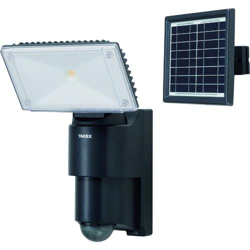 ■竹中 ソーラー式LED人感ライト(電池2個)〔品番:LCL-31SL(BA2)〕[TR-1109161]
